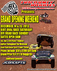 Grand Opening Weekend Event December 14th & 15th